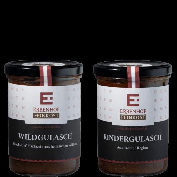 Erbenhofer Gulasch Set